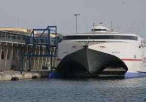 Acciona Barcos Malaga Melilla