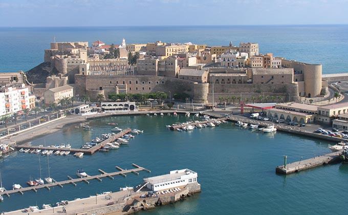 Aduana Melilla Marruecos