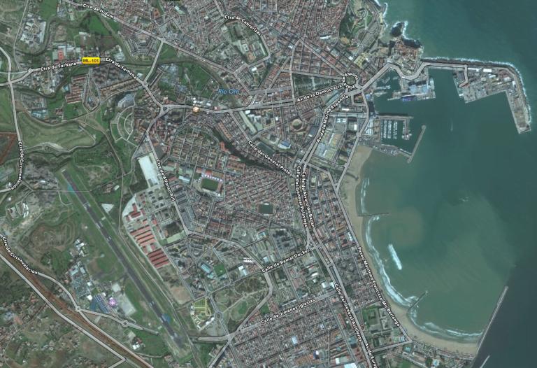 Aeropuerto De Melilla Esta Abierto