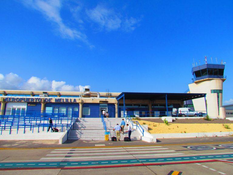 Aeropuerto De Melilla Uruguay