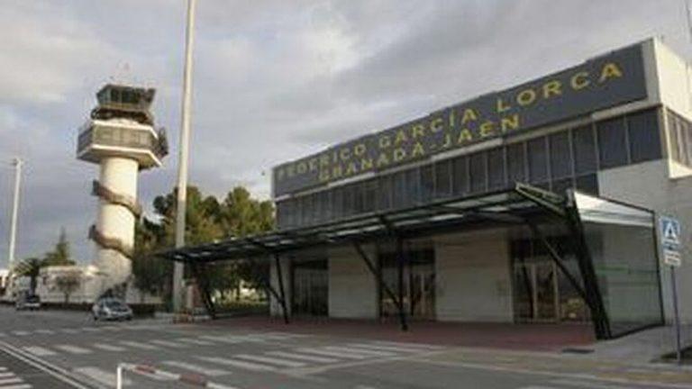Aeropuerto Internacional De Melilla