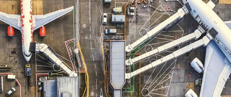 Aeropuerto Melilla Salidas