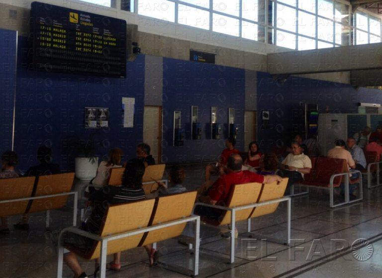 Aeropuerto Melilla Twitter