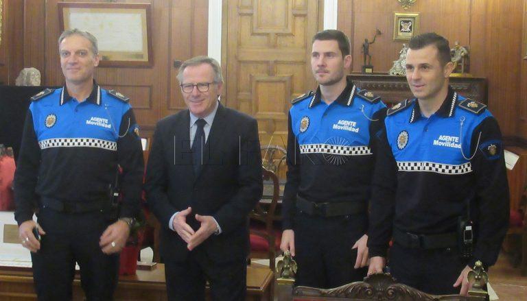 Agente De Movilidad Melilla