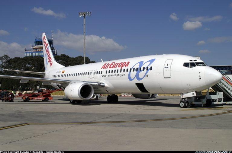 Air Europa Melilla Horarios