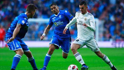 Alineacion Real Madrid Melilla