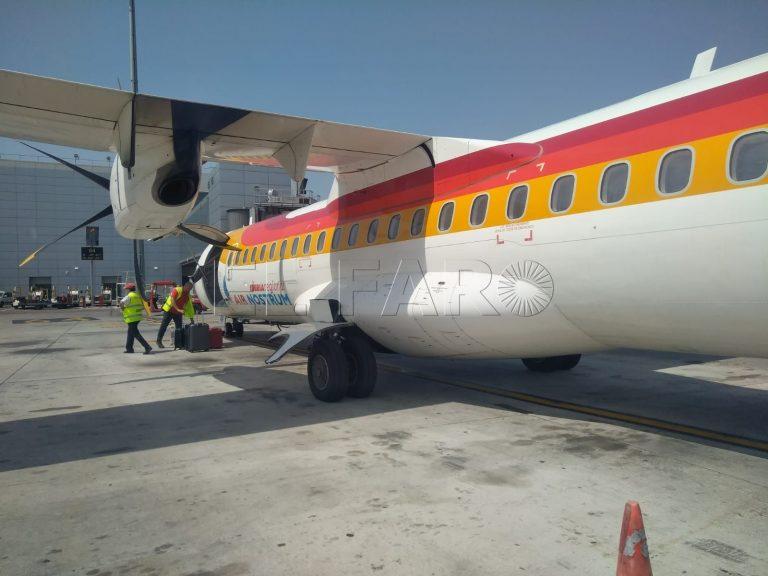 Almeria Melilla Avion