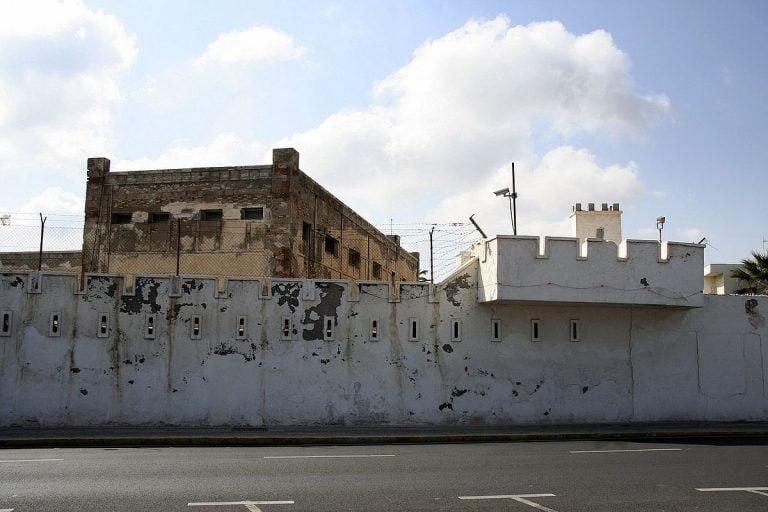 Antiguos Cuarteles De Melilla