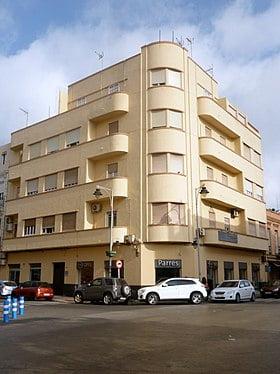 Avenida De La Democracia Melilla