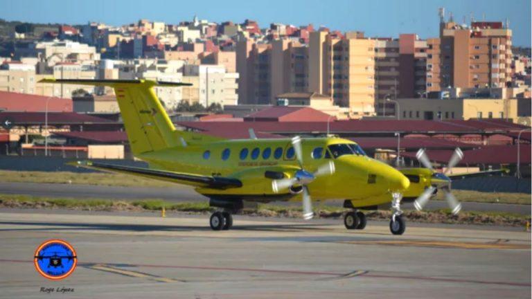 Aviacion Melilla