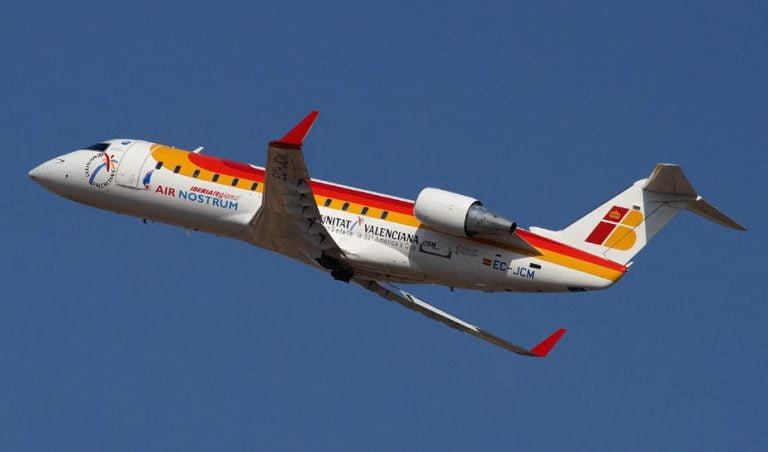 Avion Sevilla Melilla
