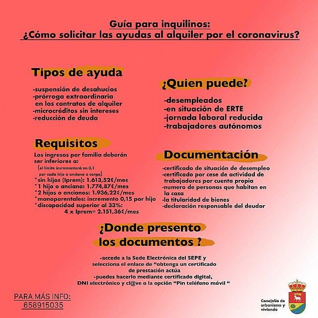 Ayuda De Alquiler Melilla
