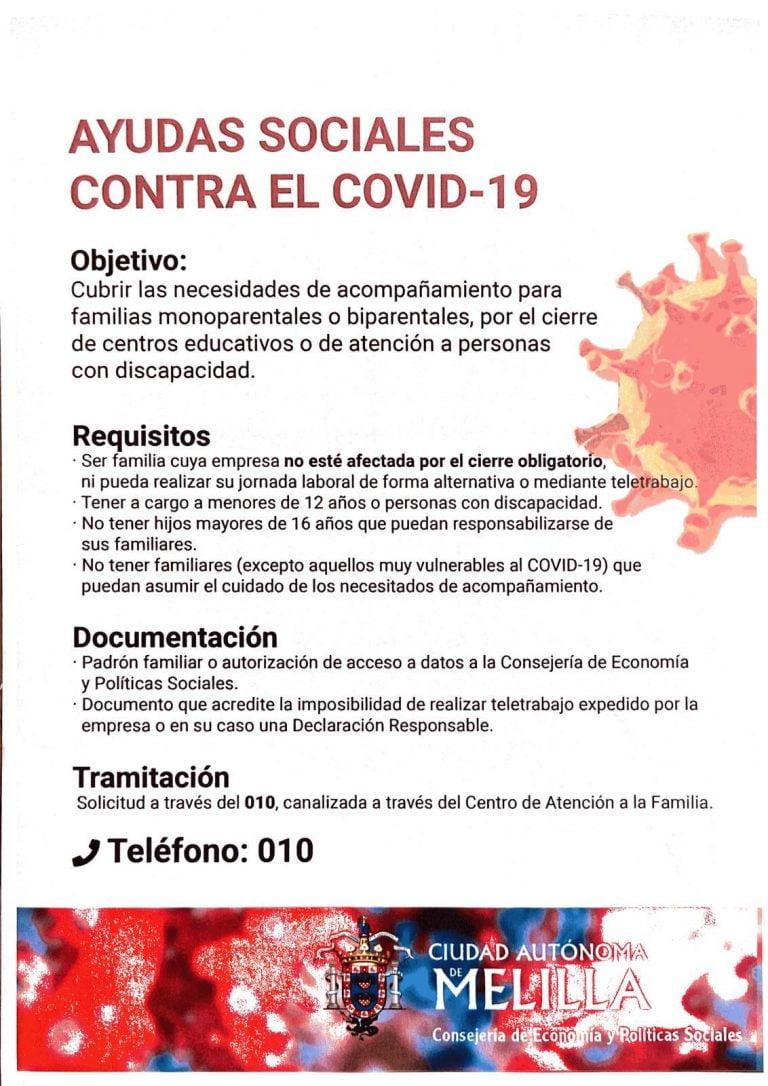 Ayuda Social Melilla