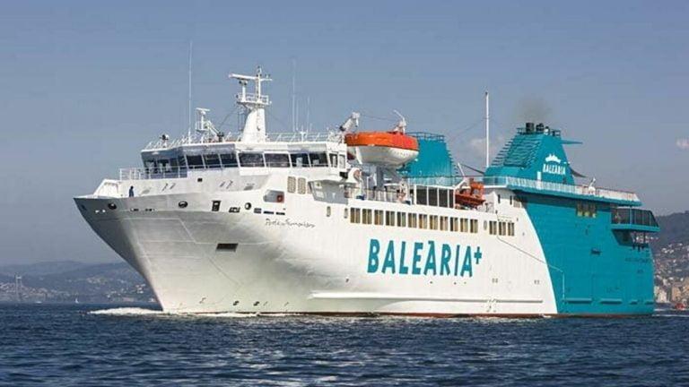 Balearia Melilla TeléFono