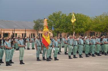 Banderas De La LegióN En Melilla