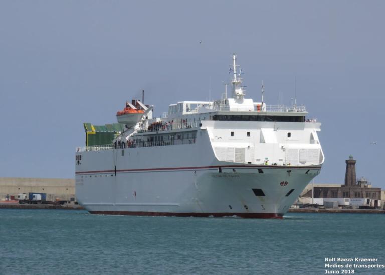 Barco A Melilla Precios