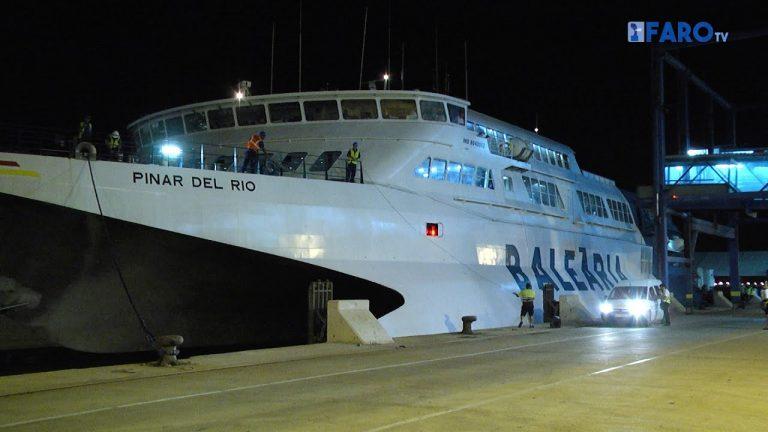 Barco Algeciras Melilla
