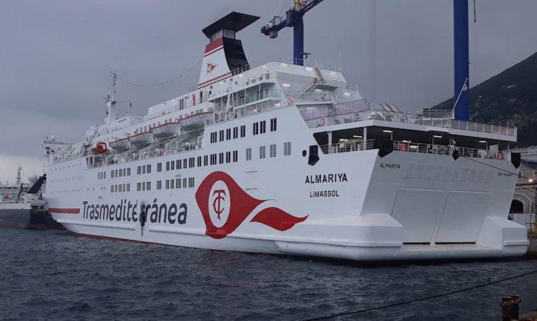 Barco Almeria Melilla Precio