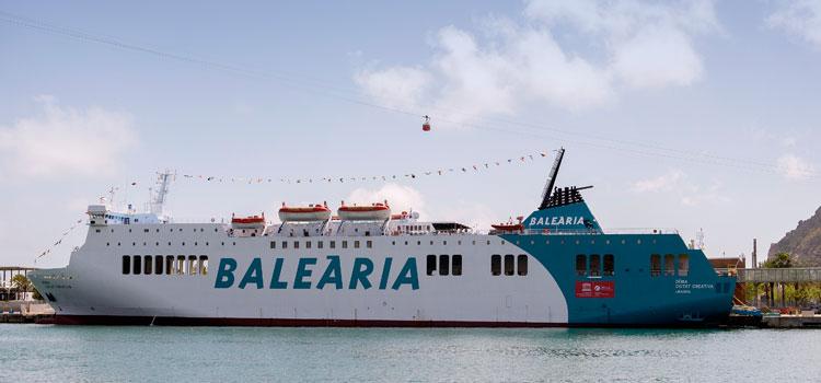 Barco Hotel Melilla