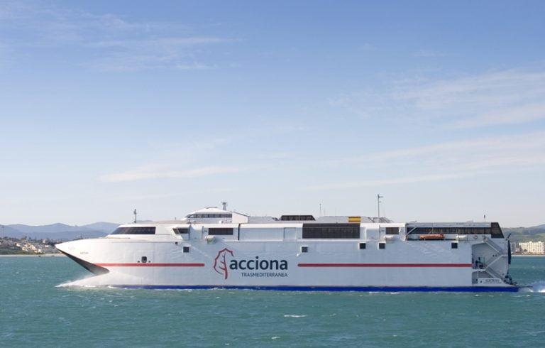 Barco Malaga Melilla Hoy
