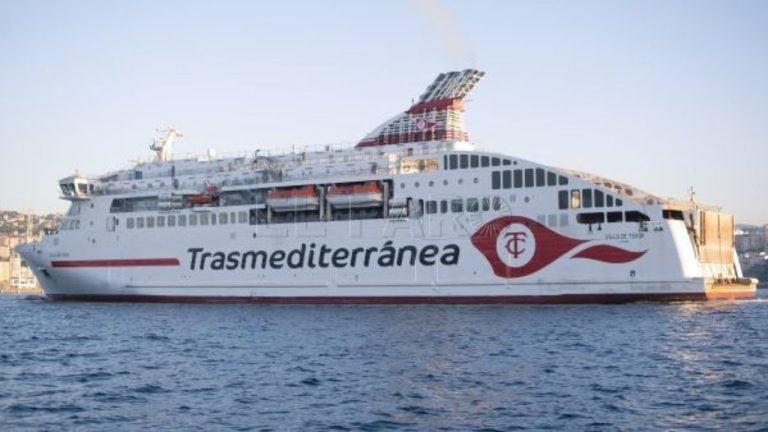Barco Rapido Melilla Malaga