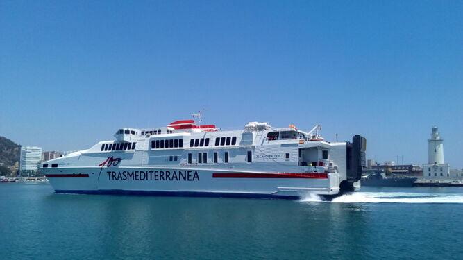 Barco Rapido Melilla
