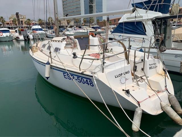 Barcos Alquiler Melilla