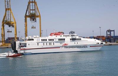 Barcos Baratos Almeria Melilla