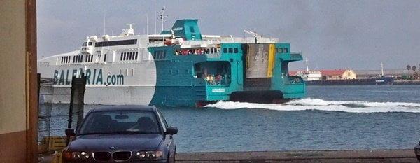 Barcos Baratos Motril Melilla