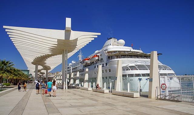 Barcos De Malaga A Melilla