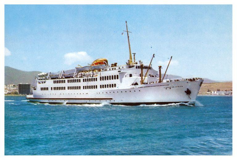 Barcos Desde Valencia A Melilla