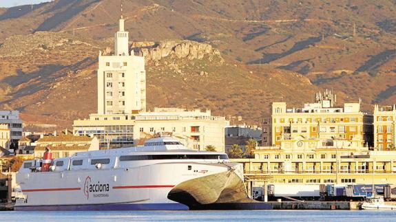 Barcos Melilla