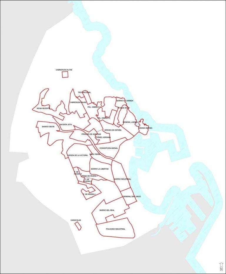 Barrios De Melilla