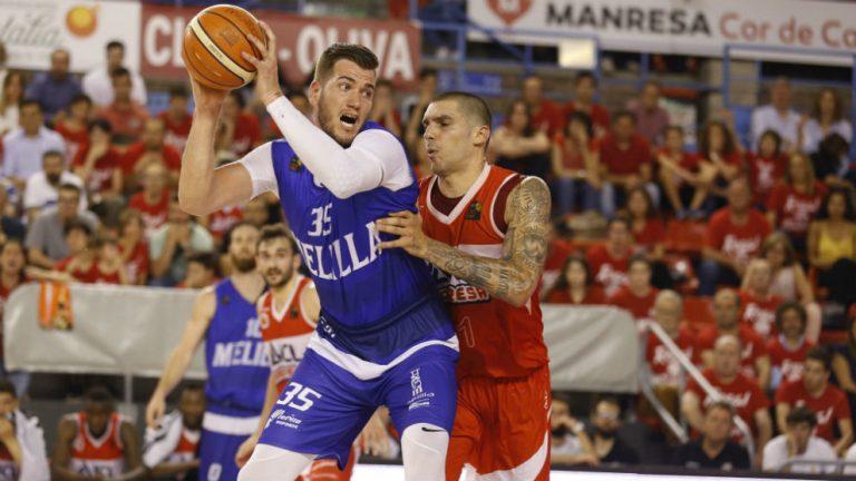 Basket Manresa Melilla