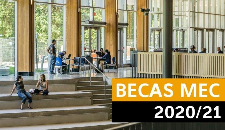 Becas Melilla 2020