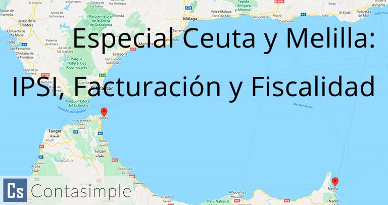 Beneficios Fiscales Melilla