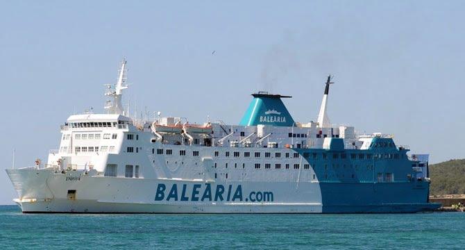 Billete Almeria Melilla