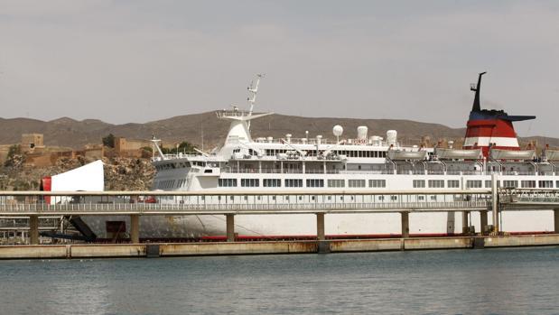 Billete Barco Almeria Melilla