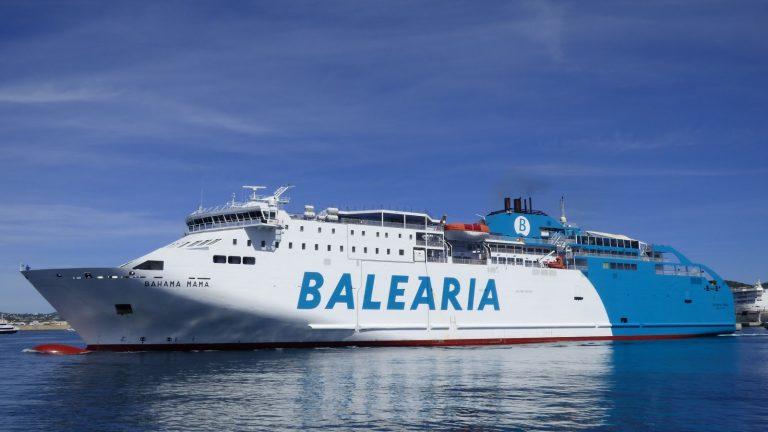Billete Barco Malaga Melilla