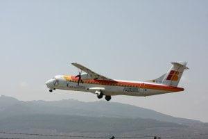 Billetes Avion Melilla Malaga