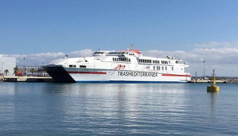 Billetes Ferry Almeria Melilla