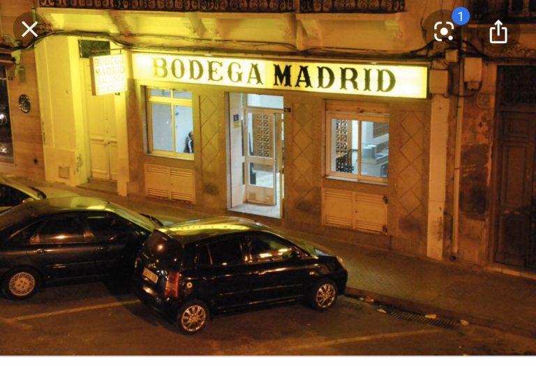 Bodega Madrid Melilla