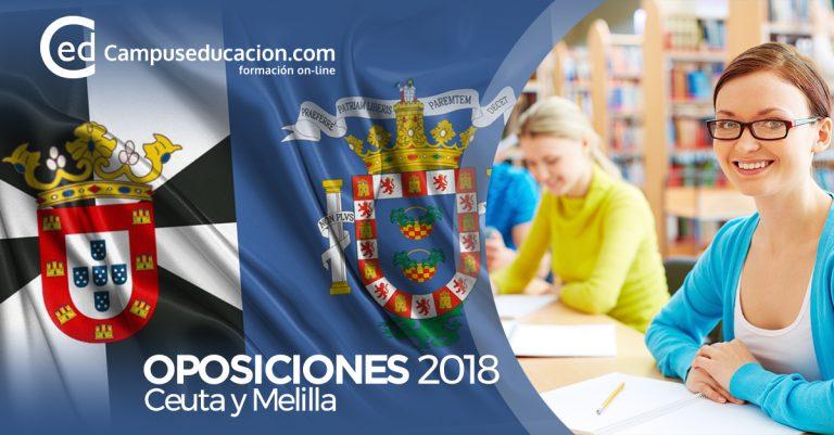 Boe Oposiciones Melilla 2019