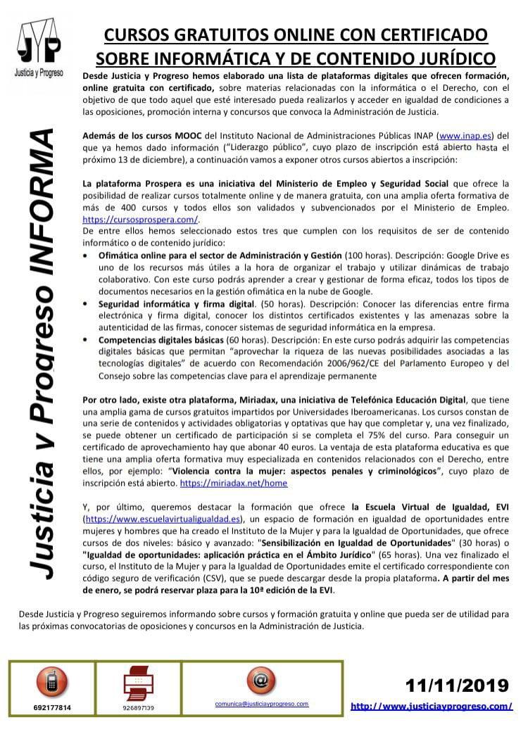 Bolsa Interinos Justicia Melilla