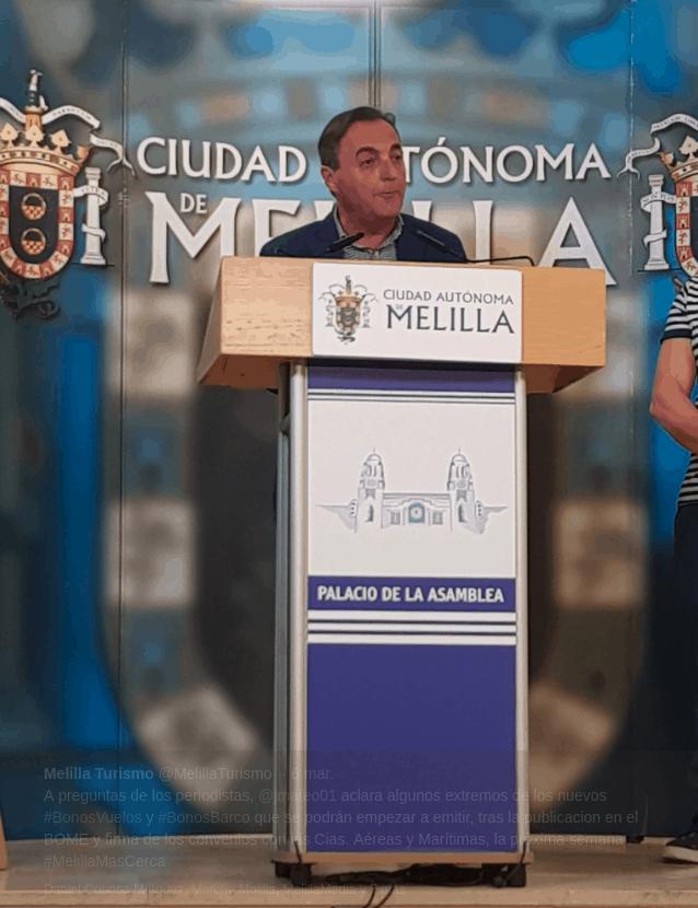 Bonos Barco Melilla