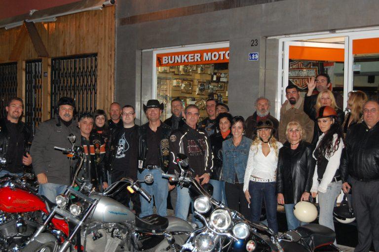 Bunker Motor Melilla