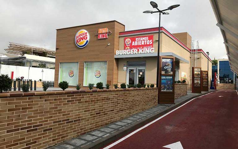Burger King Melilla