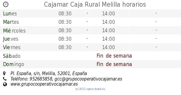 Cajamar Melilla
