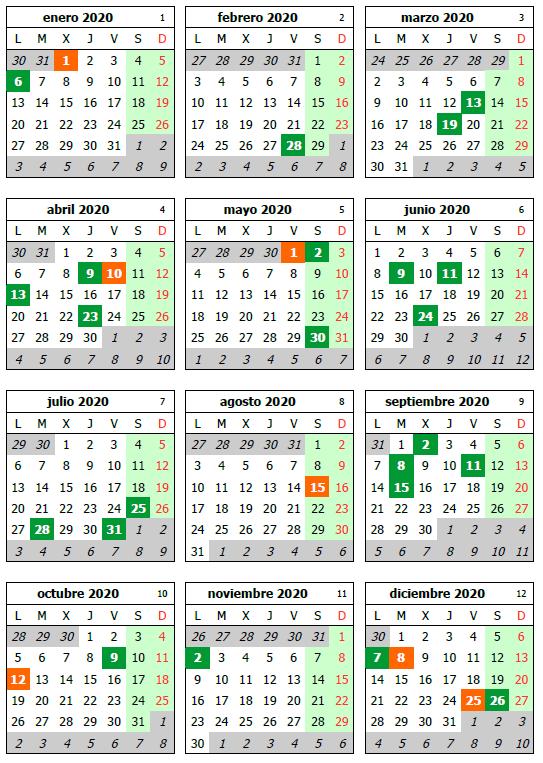 Calendario Del Contribuyente Melilla