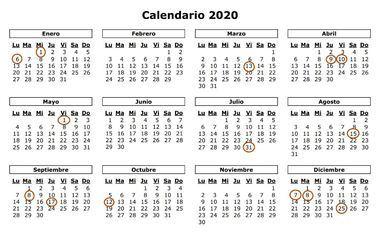 Calendario Escolar Melilla 2019 2020